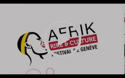 Le rire ….toujours le rire! Le meilleur de l´humour africain revient à Genève le 28 septembre 2019