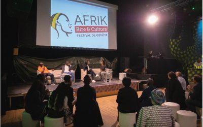 Rire à gogo à Genève: Le festival Afrik Rire et Culture a tenu à ses promesses!
