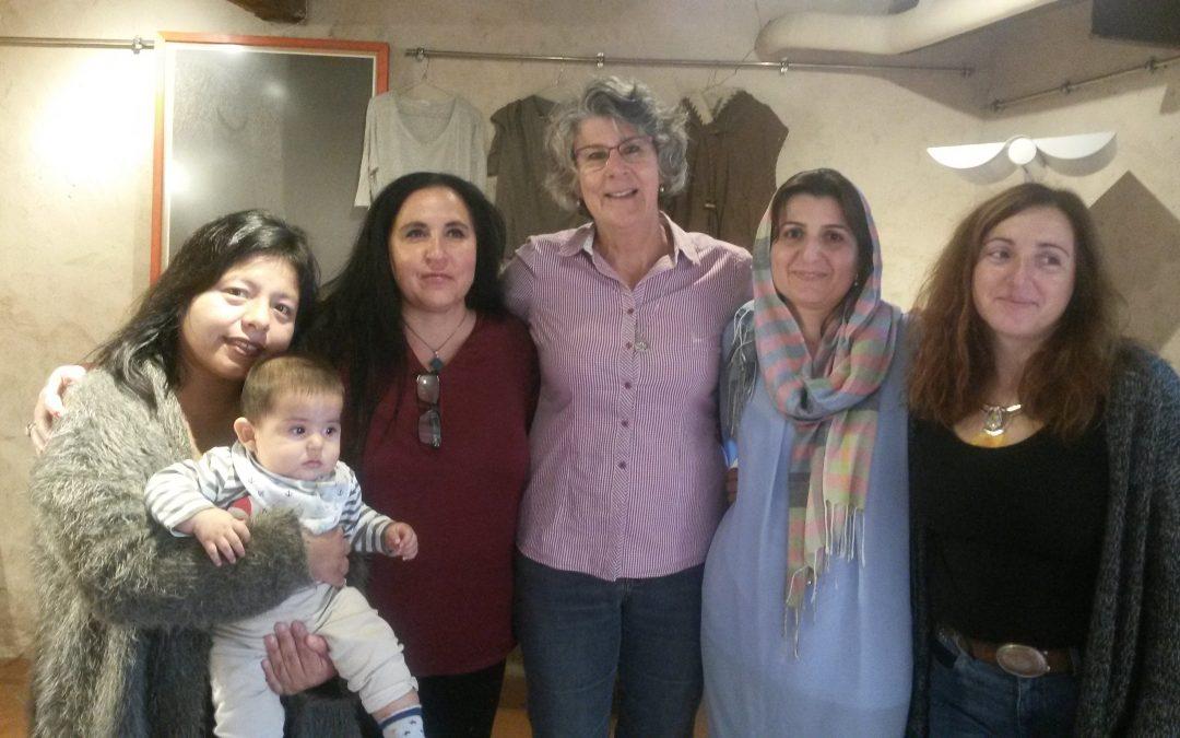 Le Café Contact: Point de rencontre des femmes de divers horizons !