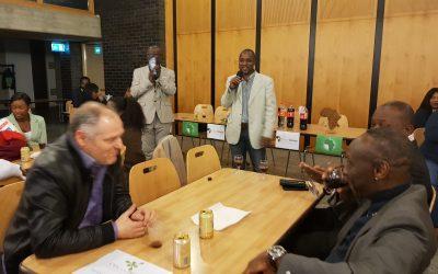 La diaspora africaine de Suisse se réunit à Lausanne en prélude aux JIP2020 et JMA2020